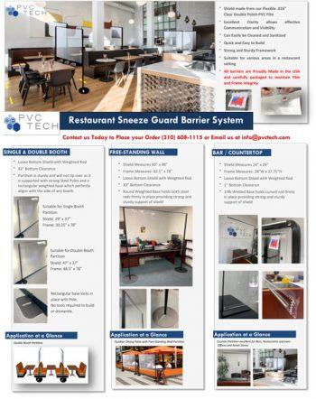 PVC-TECH-Restaurant-Sneeze-Guard-Barrier-System-Flyer-NEW_500_02