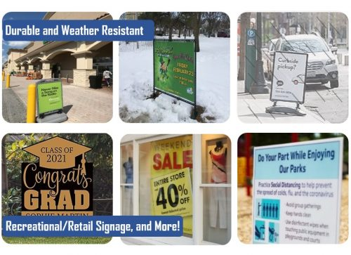 PVCTech Outdoor Signage Films PIC